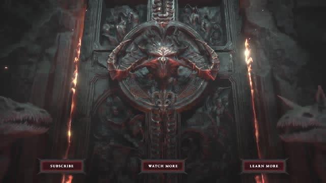 【暴雪嘉年華】首段《暗黑破壞神 4》試玩視頻公開,首批公開三個職業
