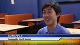 美国16岁华裔高中生李子健SAT和ACT美国高考首考双满分!