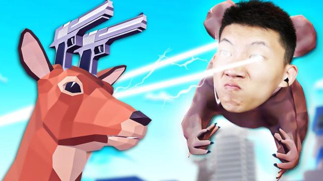 非常普通的鹿,这次我毁灭了整个城市!鲤鱼Ace解说