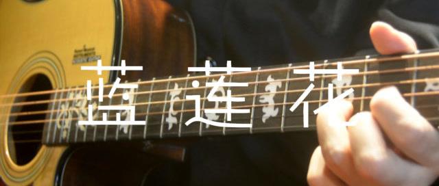 「吉他弹唱入门系列教程」第三十三集-「蓝莲花」许巍