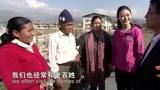 """中国记者走访尼泊尔农村,村民为何围着过来说""""谢谢中国""""?"""