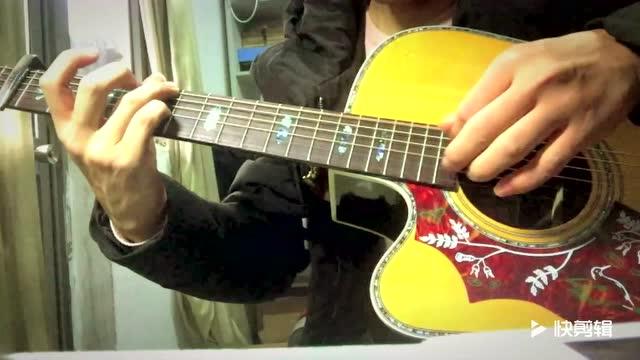 吉他指弹数码宝贝主题曲《butterfly》