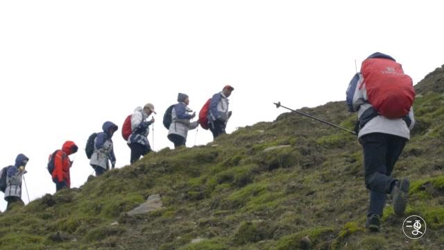 徒步6天5夜,最高海拔4900米,這羣人靠什麼堅持到了最後?
