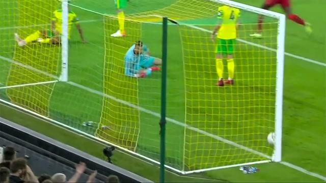 南野拓实梅开二度,利物浦3-0诺维奇 #搜龙体育