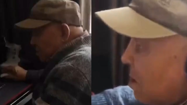 84歲大爺癡迷網遊,被兒子打斷後氣得吃不下飯:別干擾我