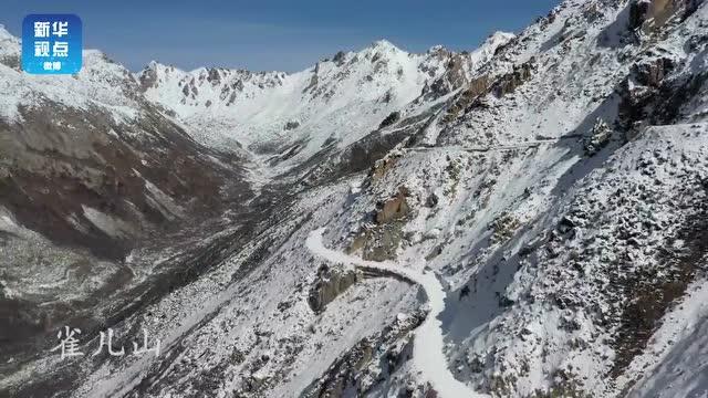 3分鐘看遍川藏公路沿線景色
