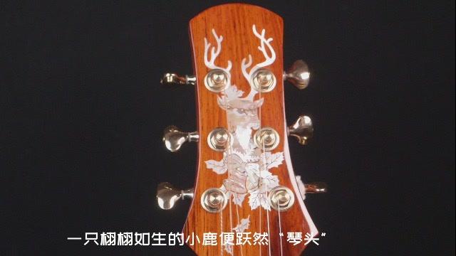 音乐人李晋测评乌托邦吉他北极星&麋鹿