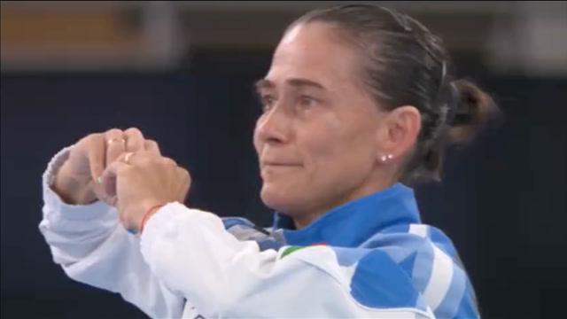 她的八届奥运会,不止于冠军