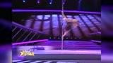 美国5岁女童演绎高难度钢管舞,惊呆成人评委!