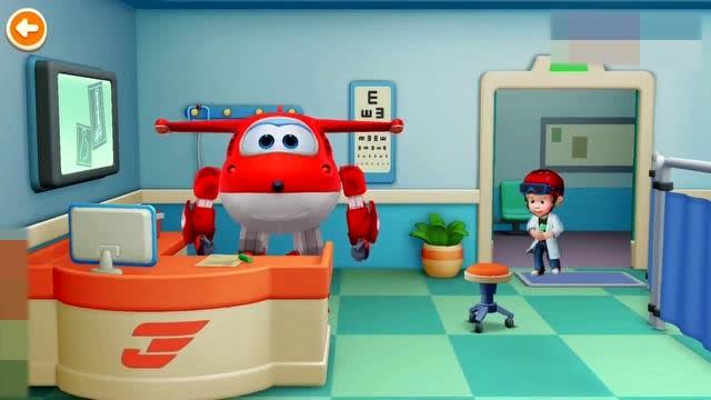儿童益智游戏:乐迪医生给肚子痛的病人看病_秋霞理论