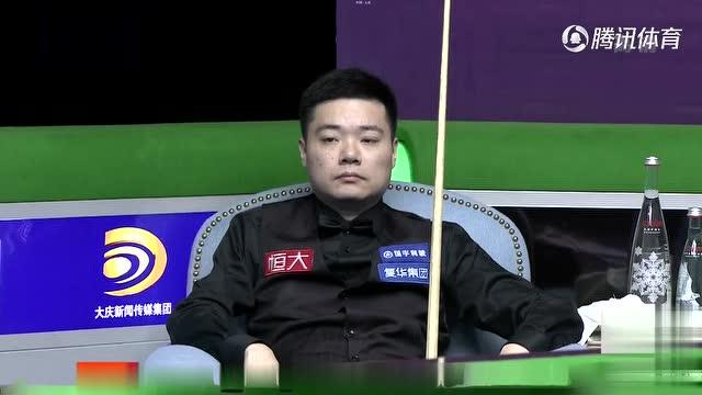 斯诺克国锦赛首轮 丁俊晖6-4惊险淘汰张安达晋级_综合赛事
