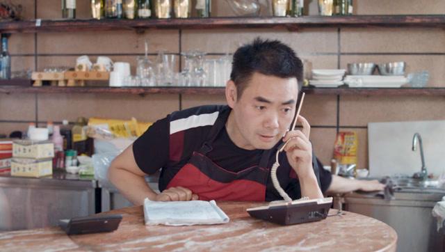 陈翔六点半:小伙一人要吃五人份餐,外卖小哥都不敢相信!_神马浮云