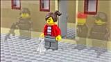 乐高定格动画:超能力隐形人越狱