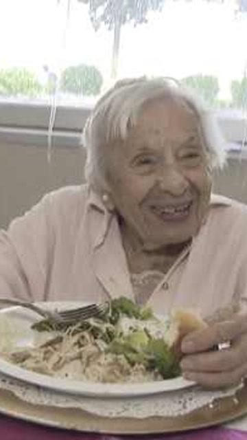美國107歲奶奶分享長壽祕訣: 我沒有結過婚