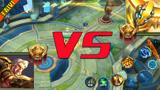 王者荣耀:黄忠VS墨子,射手和法师谁更厉害?