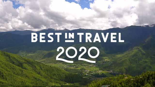 孤獨星球公佈2020世界最佳旅行目的地榜單!
