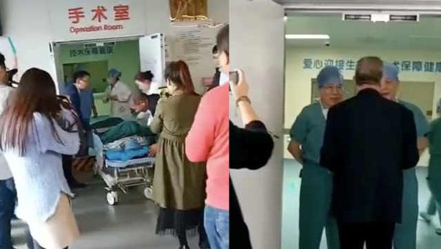 全國首例!67歲孕婦自然受孕產下女嬰,母女均被送入ICU觀察