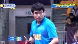 乒超男团 1阶6轮 权健vs魏桥 第4盘