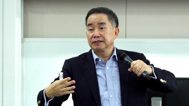陈志武:经济转型中的金融价值和发展 大佬时光 第1张