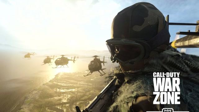 """《使命召喚:現代戰爭》吃雞新模式""""戰區""""宣傳片:免費暢玩!"""