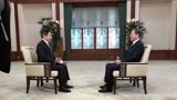 水均益专访韩国总统文在寅