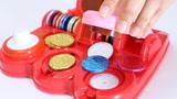 益智游戏,超棒的硬币巧克力制作过家家玩具