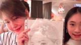 小S晒大女儿画的素描照