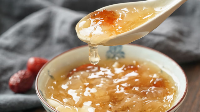 秋風起,糖水甜,來喝碗甜湯吧。