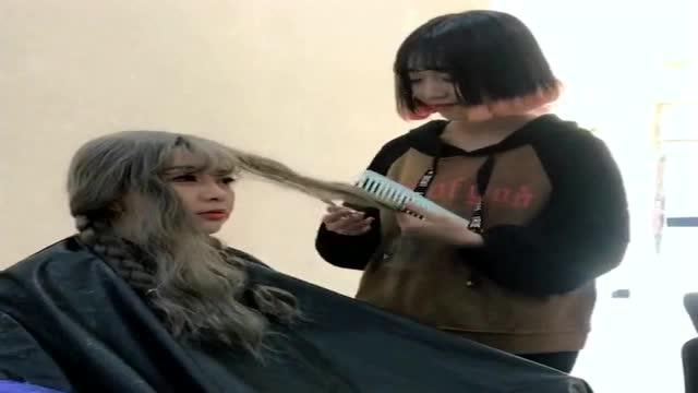 这发型真影响不了你的美!_秋霞在线机观看