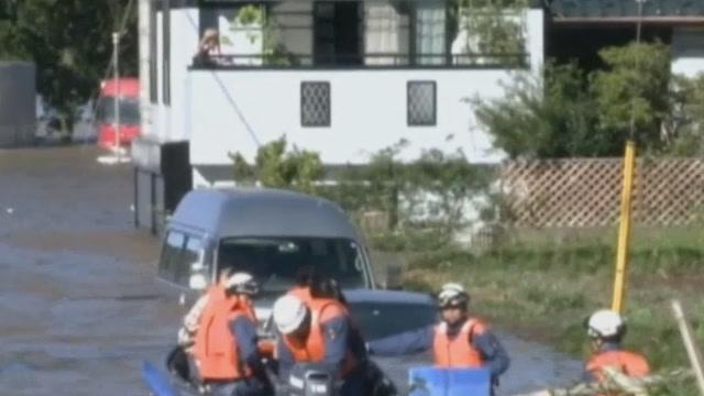 痛心!一貨船颱風天在日本近海沉沒 5名中國籍船員遇難