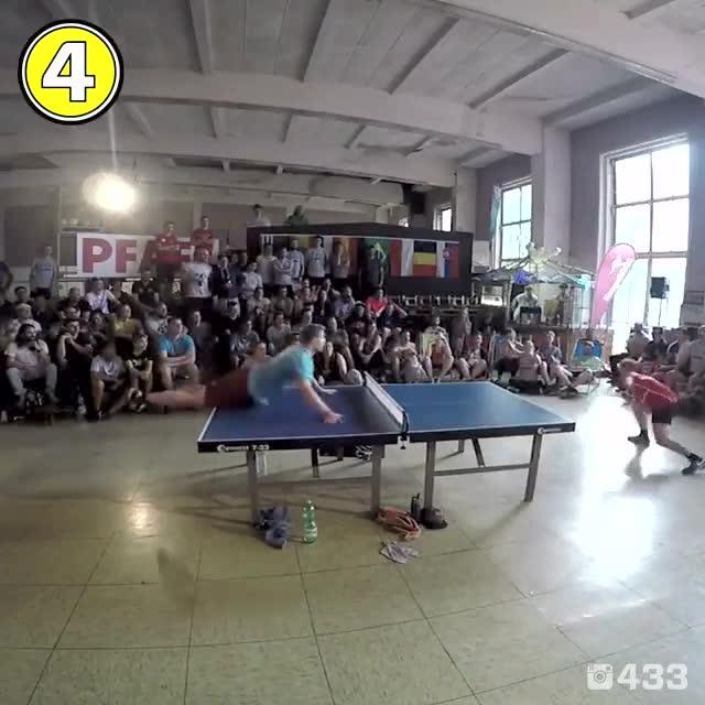 這個可比乒乓球好看好玩多了