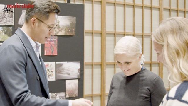 嘉人獨家對話DIOR女裝創意總監,談春夏花園系列靈感來自中國!