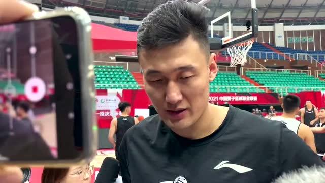 腾讯CBA直击总决赛:赛前采访苏伟 今晚是一场困难的比赛_20-21CBA总决赛