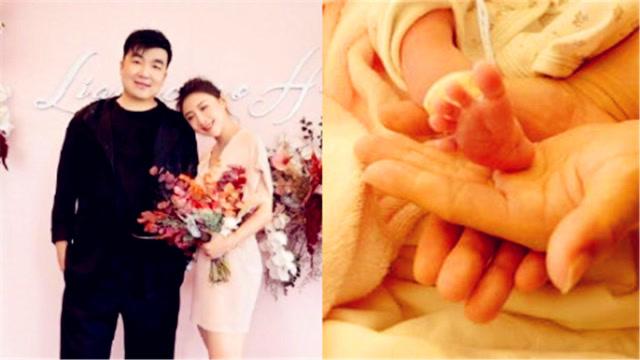 恭喜!蹦床公主何雯娜宣布产女平安顺产,在2020年第一天产下爱女