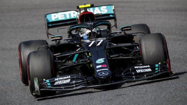 2020F1托斯卡纳大奖赛正赛 车载