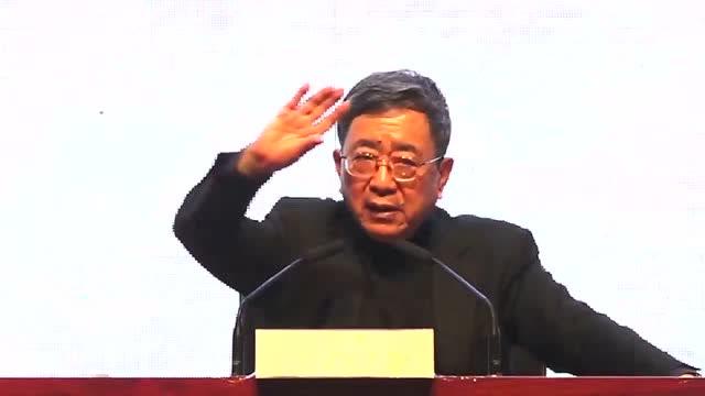 余秋雨:最精简的中国文化素养 大佬时光 第1张