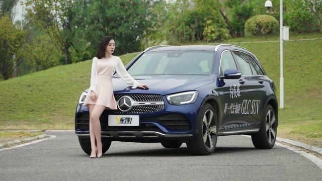均衡的產品力 試駕新款奔馳GLC