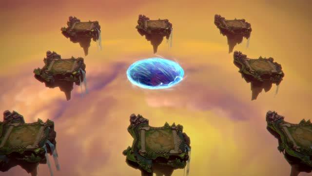 云顶之弈第二赛季玩法展示