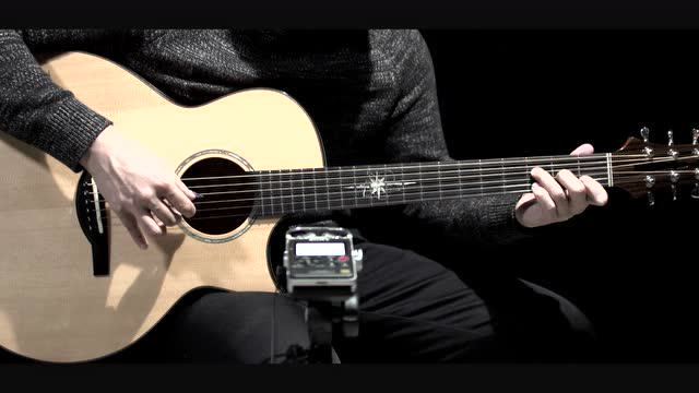 老王乐器评测 乌托邦吉他北极星  细致入微的制作