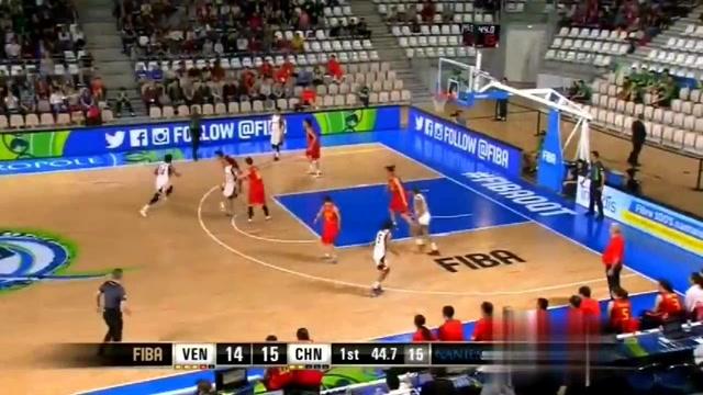 世锦赛看中国女篮如何击败委内瑞拉,一场属于团队篮球的胜利!