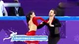 后背大开!冬奥会滑冰比赛中衣服意外撕裂,韩国美女选手超尴尬