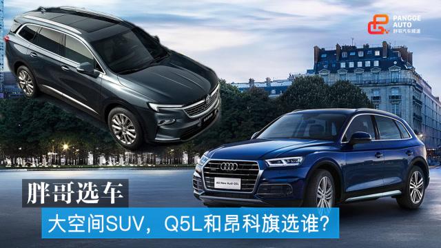 胖哥選車 想買大空間SUV,Q5L和昂科旗選誰?