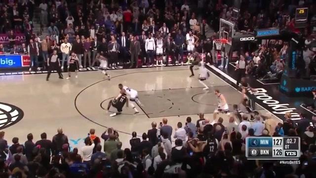NBA赛场上的街球动作,当这些动作出现时,总会让人眼前一亮!