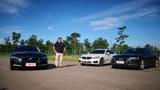 商务与运动兼得,捷豹XFL,奥迪A6L和宝马5系Li三车横评-下集