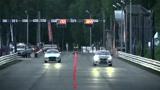 宝马M6和捷豹竞速,起步那一刻就已毫无悬念!