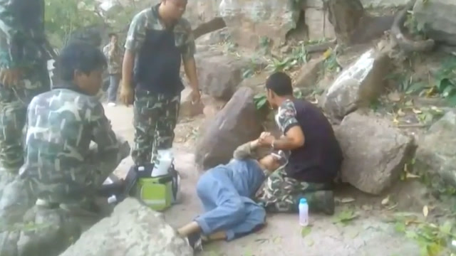 在泰國墜崖孕婦向媒體吐露心聲 親身講述丈夫作案細節