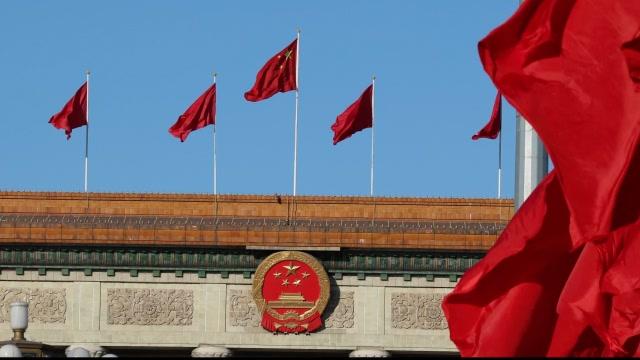 70載國慶賀電函藏着世界眼中的中國
