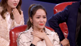 韩甜甜现场清唱《左手指月》,歌声戳中41岁侯佩岑泪点,太好听了