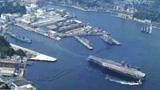 美国扩大亚太军力部署,美国欲彰显大国实力,加强岩国基地建设!