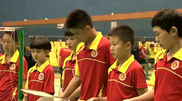 汤仙虎教练讲授羽毛球正手技术!真正了解羽毛球的人都知道汤帅!